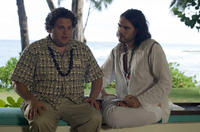 Jonah Hill and Russell Brand in